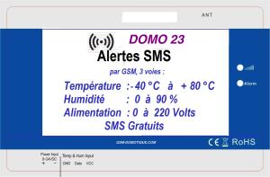 surveillance températures chambres froides