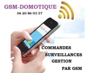 Commande par GSM