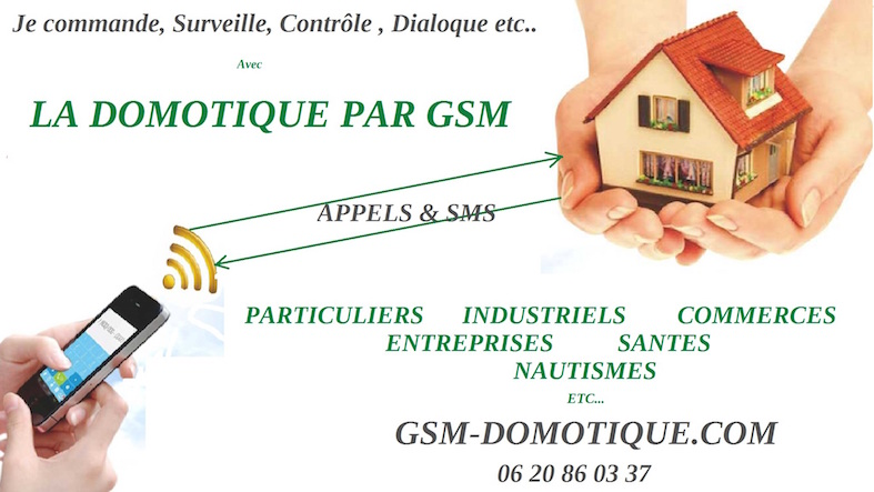 Gestion locative par SMS