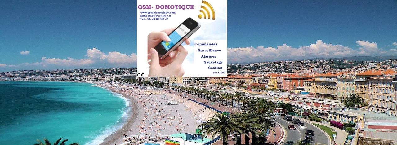 GSM-DOMOTIQUE-COTE-DAZUR